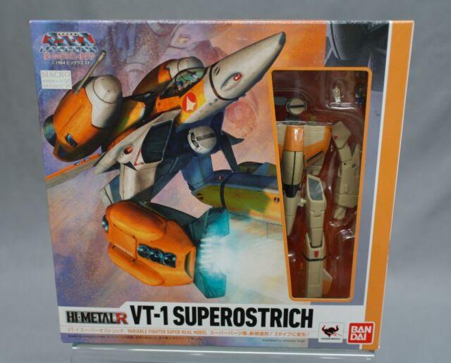 HI-METAL R VT-1 Super Ostrich Macross Do You Remember Love Bandai NEW