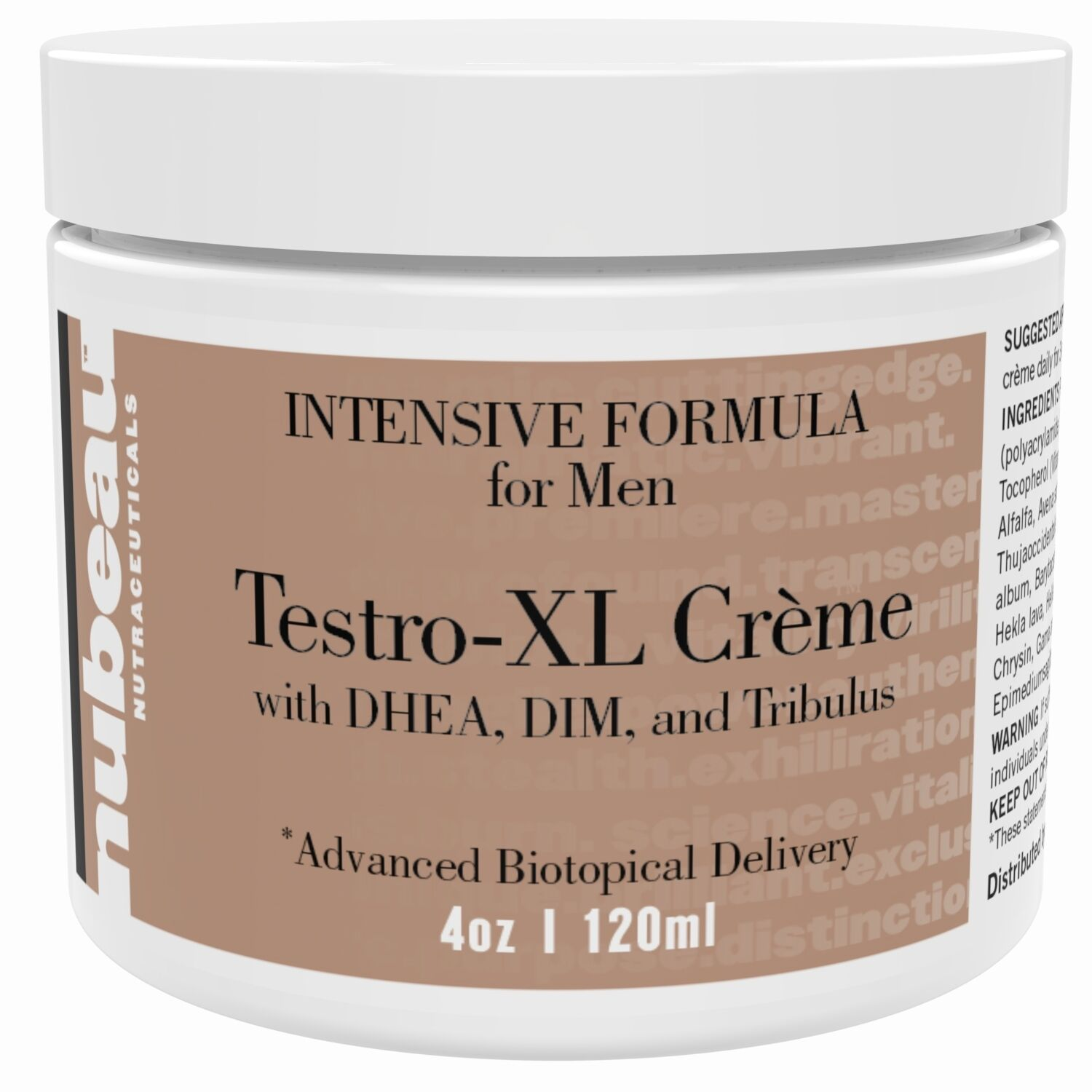 Testro-XL Natural Testosterone Booster