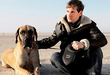 Flexi Retráctil Perro Gigante Plomo Xl - 8m-Negro Para Un Perro De Hasta 50 Kg