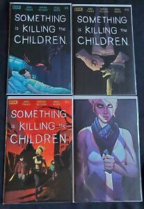 SOMETHING-IS-KILLING-THE-CHILDREN-2020-LOT-9-10-11-FRISON-VIRGIN-VARIANT-NM