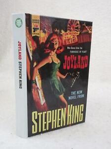 Stephen King JOYLAND 2013 Hard Case Crime Book Turtleback Books First Edition