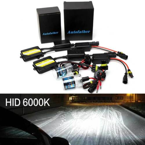 H7 Xenon HID Conversion Kit Headlights AC Canbus Error Free for Ford S-Max MPV