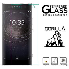 4 Pack Scratch Resistant Ultra Thin Screen Protector Film for Sony Xperia XA2 Bear Village Premium Screen Protector for Sony Xperia XA2 Tempered Glass