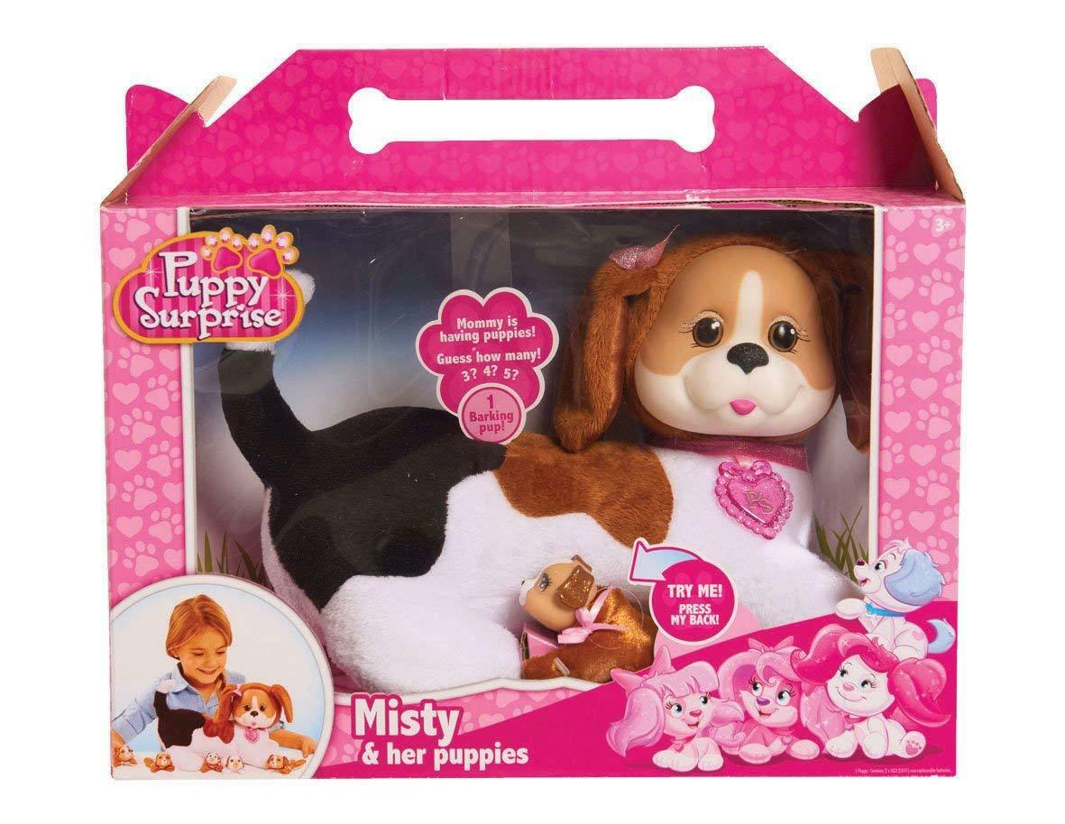Jp Puppy Surprise  MISTY Wave 5  Plush Toy   Brand New   Christmas Gift   RARE