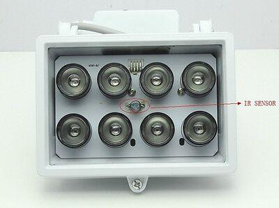 100ZL Model IR Led lights Night vision Infrared Illuminator For CCTV Camera 12V