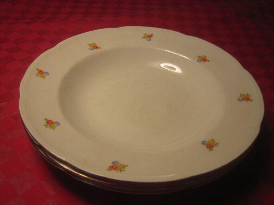 Porcelæn, TALLERKENER, ALUMINIA