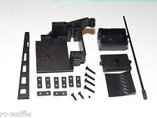 600018 SERPENT COBRA SRX8-E 1/8 BUGGY ESC SERVO RX MOUNT TRAY BOX ANTENNA