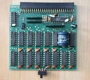 AMRAM - 16  Speicher Erweiterung für AMIGA 500/A500+  #13
