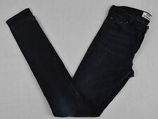 Womens ACNE STUDIOS Flex Basement Jeans Denim Blue Pants W29 L34
