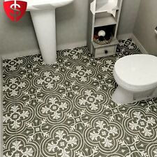 Vintage Floor Tile Ceramic Flooring Tiles Bathroom Ceramic Wall Decor 25 Piece