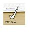 Patch-Toppa-Brand-Logo-Nike-Adidas-Sport-Jordan-Nba-Ricamata-Termoadesiva miniature 27