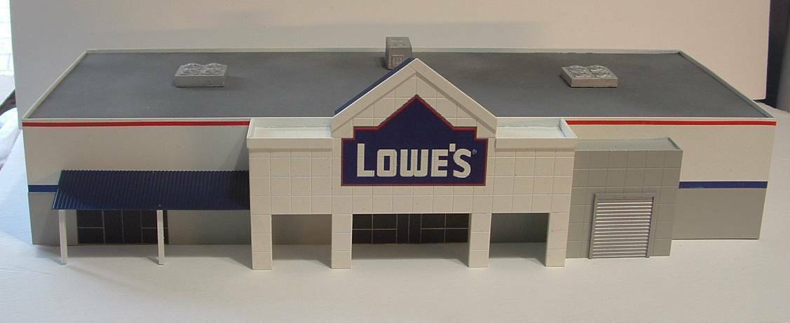 HO   Lowes Home Improvement Store   HO