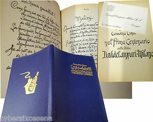 CORRADINO-CIMA-cento-e-piu-sonetti-centenario-ditta-CAMPARI-1960