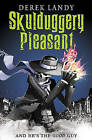 Skulduggery Pleasant by Derek Landy (Hardback, 2007)