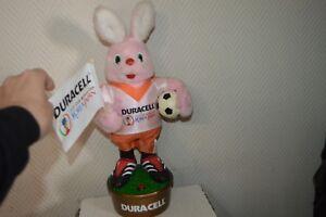 Der Hase Batterie Duracell Coupe Des Monde Fußball Korea Japan 2002 Pub Plv Welt
