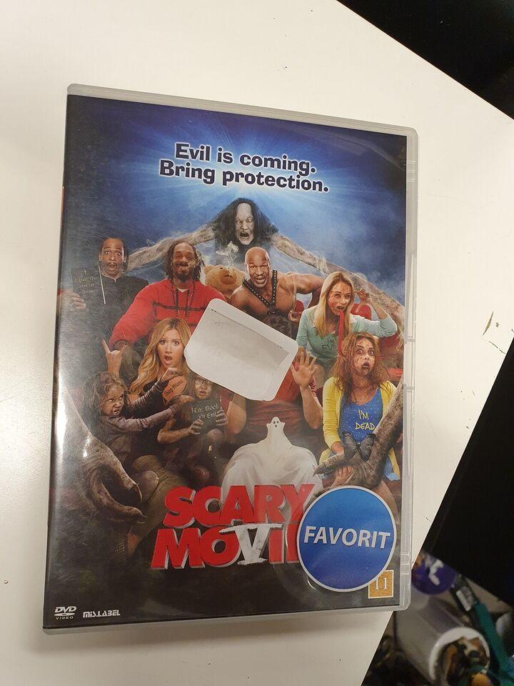 Scary movie V, DVD, komedie