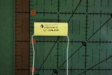 Electrocube Capacitor 1uf 200v 210b1c105 1mfd Audio Guitar Tone Amp New 2pcs
