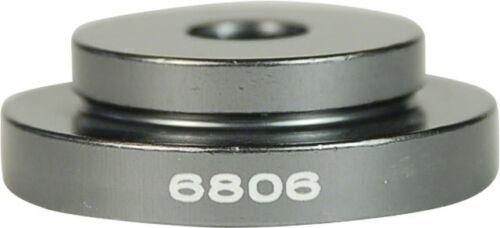 New Wheels Manufacturing Open Bore Adaptor Bearing Drift for 6806 Bearings