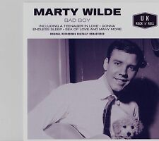 Marty Wilde - Bad Boy (2010) 25 Tracks on CD. New item. Fast delivery.