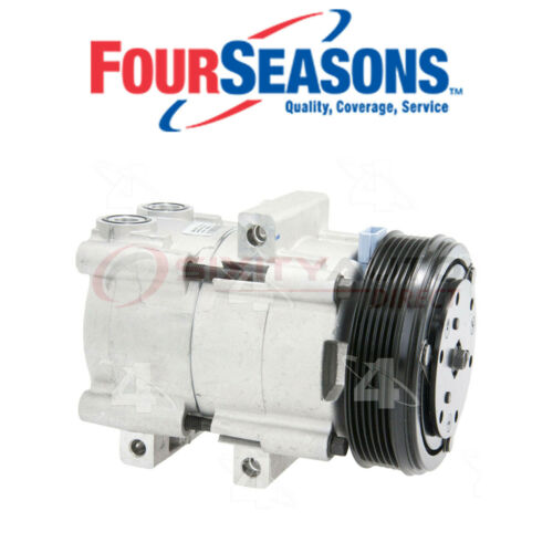 Four Seasons A//C Compressor for 2002-2006 Ford F53 6.8L V10 Air xt