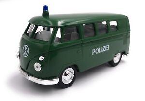 VW-matricula-t1-policia-maqueta-de-coche-auto-rojo-producto-con-licencia-1-34-1-39-OVP