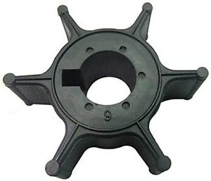 yamaha outboard water pump impeller 20 25 hp late 2 stroke