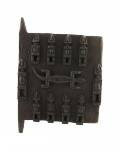 Porta Dogon Di Loft Per Mil Mali 31x 29 CM Arte Africano Peterandclo DG6