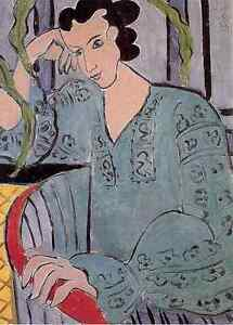 Henri Matisse The Romanian Green Bluse A4 Photo Print - <span itemprop='availableAtOrFrom'>Devon, United Kingdom</span> - Please contact us within 30 days of purchase. If you have a fault with your item. We try to replace the item for you. If not we will issue you a refund less postage charges. If goods return - Devon, United Kingdom