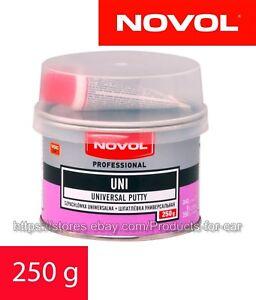 820a1117a82c7f NOVOL UNI UNIVERSAL Car Body Filler Putty Dent Repair 250g with ...