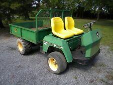 1993 John Deere Pro Gator 1800 Utility Vehicle Gator