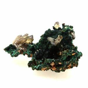 Malachite-Cerusite-198-4-Ct-Tsumeb-Mine-Otjikoto-Region-Namibia