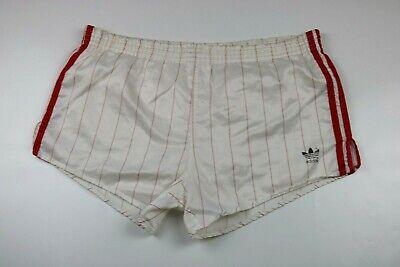 Apprensivo Adidas Vintage Shorts Tg. 7 L 80s Nylon Pantaloni Sportivi 80er West Germany Sprinter Vs2-mostra Il Titolo Originale Per Godere Di Alta Reputazione Nel Mercato Internazionale