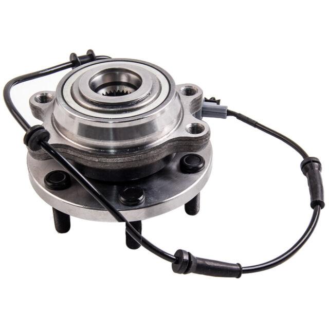 maXpeedingrods 1 PCS Front Wheel Bearing Hub Kit 40202ZP90A