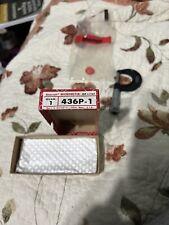 New Listingstarrett 436p 1 Outside Micrometer 0 1 Range 001 Graduation