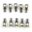 4x-Canbus-LED-Error-Free-T10-6000k-HID-White-W5W-Bulbs-Side-Parking-Lights-12V thumbnail 9