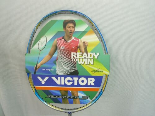 NEW ARRIVAL,100/% VICTOR JETSPEED S 8ST badminton racquet racket JETSPEED S 8ST