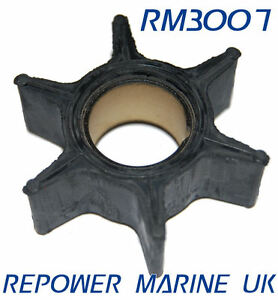 Details about Impeller for Suzuki Outboard replaces #:17461-95201, DT55,  DT65