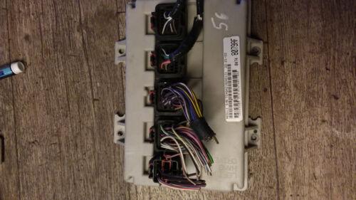 Chrysler Grand Voyager Comfort Module 04748079AF