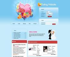 Online Dating Website for sale, Google Adsense Revenue, home based web business
