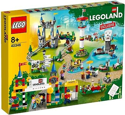 Hard To Find LEGO 40346 LEGOLAND PARK Exclusive BRAND NEW FACTORY SEALED
