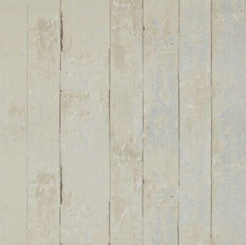 Vlies tapete antik holz rustikal beige grau bretter verwittert shabby landhaus 8710339497908 ebay - Tapete rustikal ...