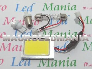 Plafoniere Led Barca : Punto luce camper barca interno led cob camion auto