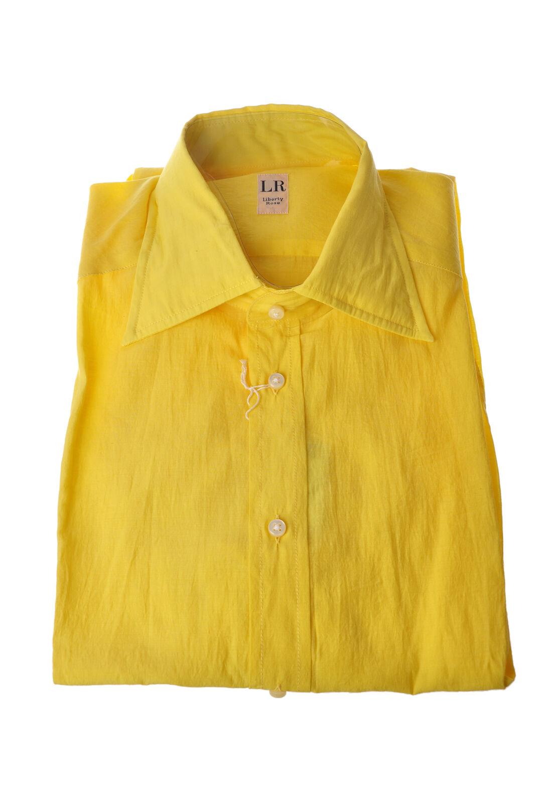 Liberty Rose  -  Shirt - Male - Gelb - 3455221A182158
