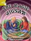 Rigby Star Guided 2 Gold Level: The Magic Jigsaw Pupil Book (single) by Julia Donaldson (Paperback, 2000)