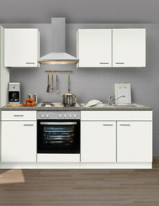 Preferito 11\', cucina 210cm blocco cucina bianco con ...