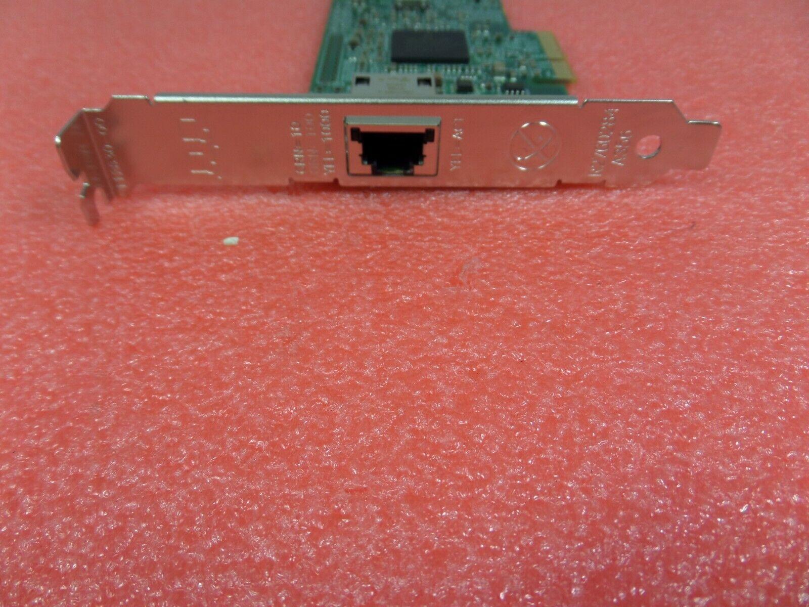 (6) Dell TX564 NIC-1020TIB2/B8 Broadcom Pro1000 Single Port Network Adapter Card