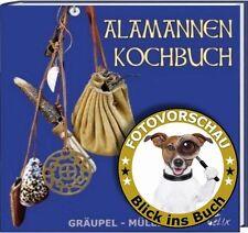 Das Alamannen-Kochbuch;1800 Jahre alte Rezepte von Feuerstellen des Volksstammes