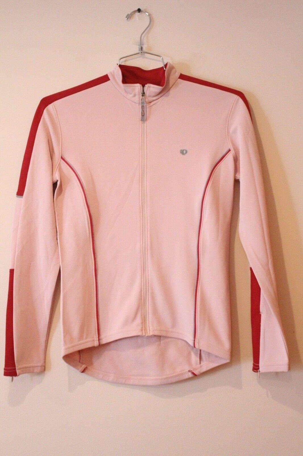 Pearl Izumi Symphony Kodiak Women's Light Jersey Size SMALL  PINK  4963 NEW