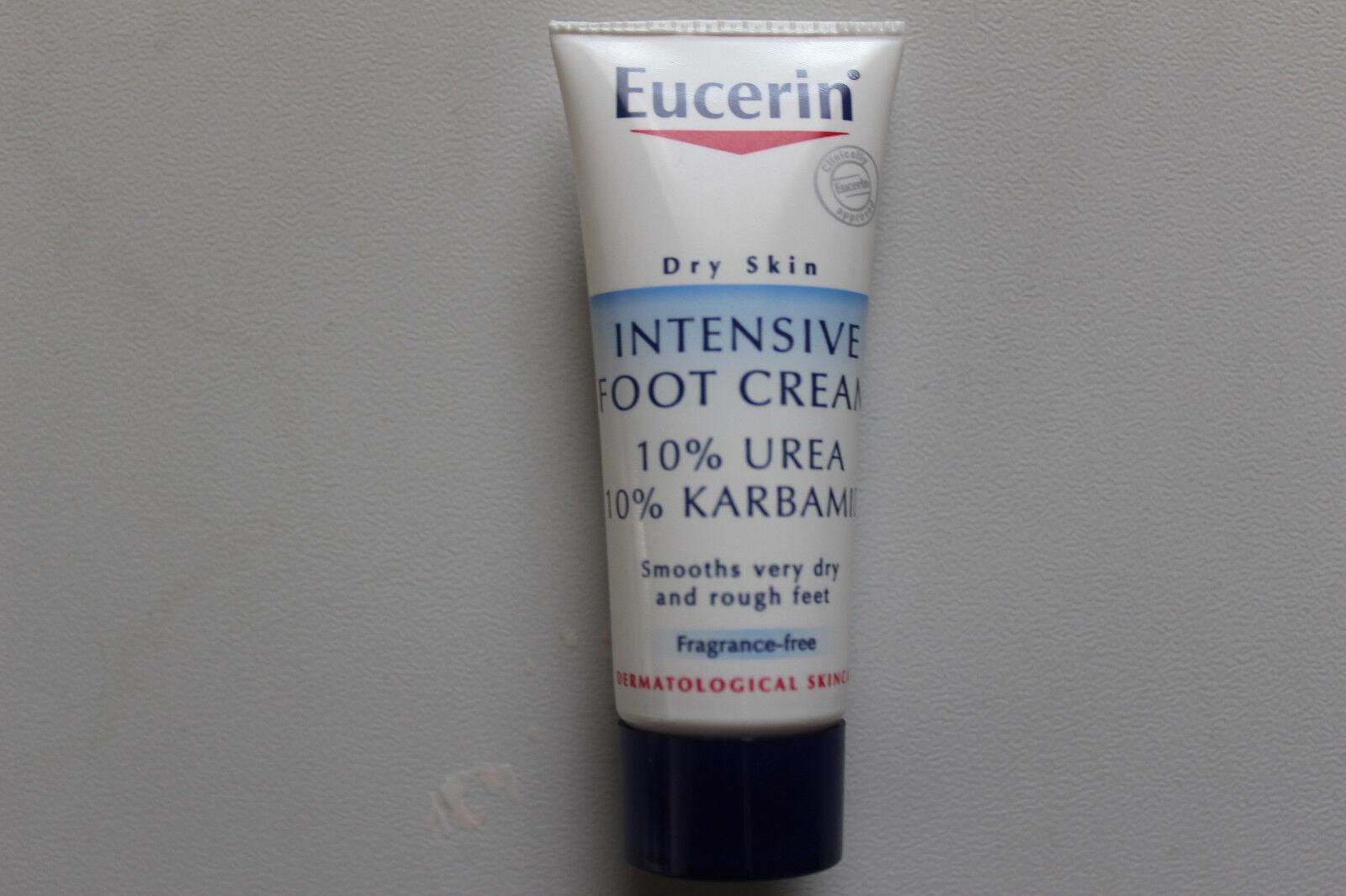 eucerin 5 karbamid face cream