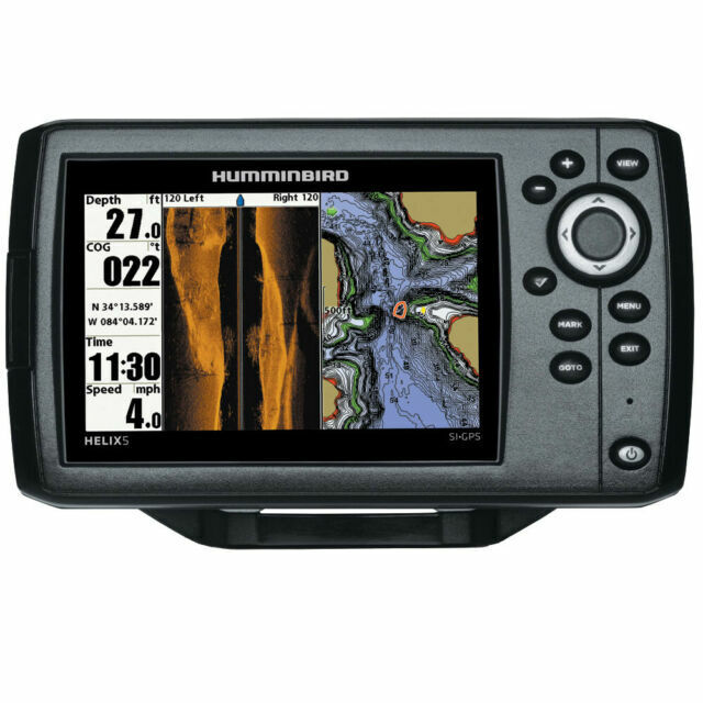 Humminbird Helix 5 G2 CHIRP SI GPS Combo w/ Down Imaging Son